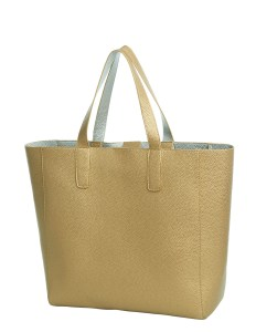 Werbeartikel Shopper in gold