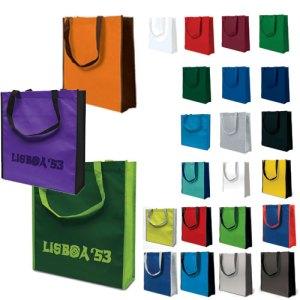 Einkaufstasche Nonwoven mit logo