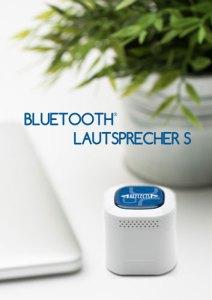 Werbeartikel Bluetooth-Lautsprecher-S