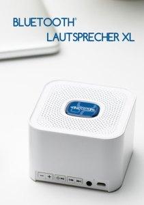 Werbeartikel Bluetooth-Lautsprecher-XL