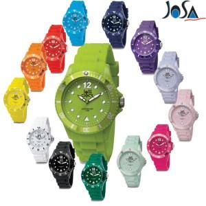 Werbeartikel Lolli Clock Uhren