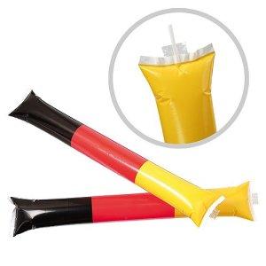 Fanartikel Klopfschlauch Sticks