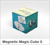 Haptische Werbehilfe Faltwerk Magic Cube 5