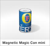 Haptische Werbehilfe Faltwerk Magic Can mini