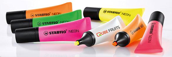 Werbeartikel Textmarker von Stabilo