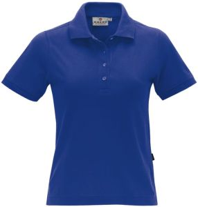 Poloshirt bedrucken blau