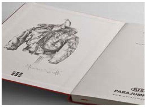 Moleskine Notizbücher mit Siebdruck