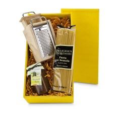 Werbegeschenk Die Parmesanreibe