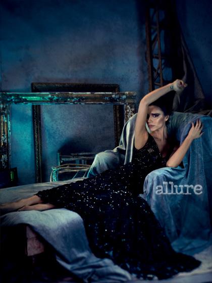 Victoria Beckham Cover Shoot Allure