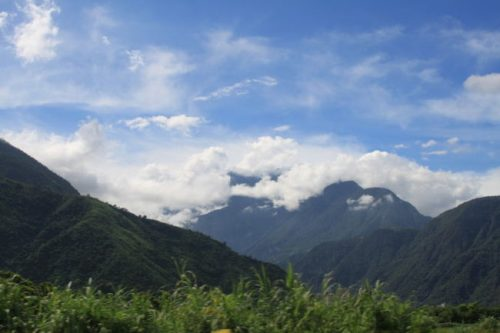 Eastern Mountains of Taiwan