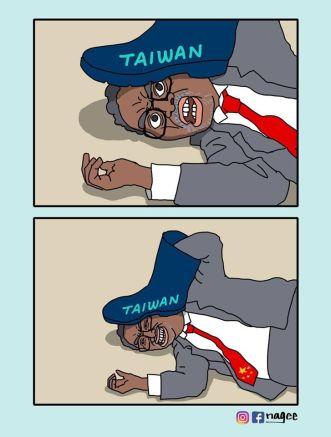 Taiwan vs WHO