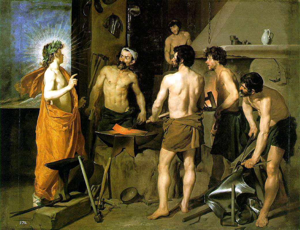 diego_velasquez_the_forge_of_vulcan