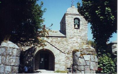 Cebreiro - Iglesia de Santa Maria