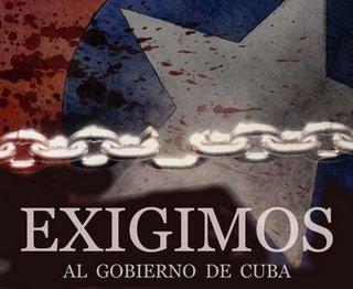 EXIGENCIAS DE LA MOVILIZACIÓN, CARTEL DE MARGARITA GARCIA ALONSO.