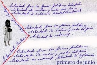BANDERA DE CHIQUITA CUBANA.