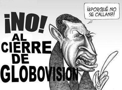 NO al Cierre de Globovisión...