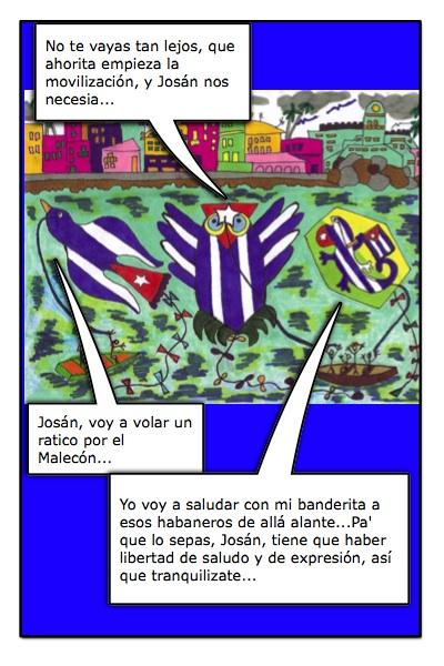 Los Papalotes Banderas de Josán.