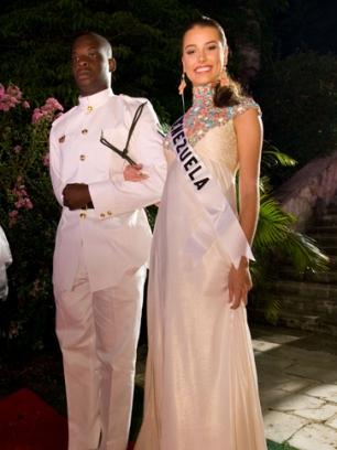 Qué Bella Stefanía, la Miss Universe 2009. Josán Caballero.