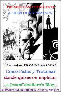Premio CASO ERRADO de Josan