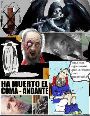 El collage del Muerto, de Esperanza Serrano.