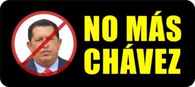 GRITERÍA MUNDIAL NO MÁS CHÁVEZ...