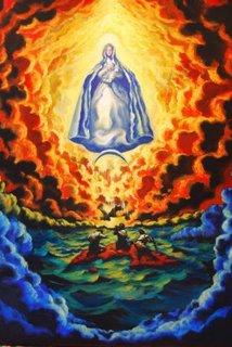 Virgen de los cubanos, Levántanos y anda...