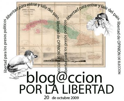 La suma de todas las libertades en esta nueva Movilizacion Web, por Chiquita Cubana, y todos los blogueros.