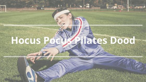 Hocus Pocus Pilates Dood