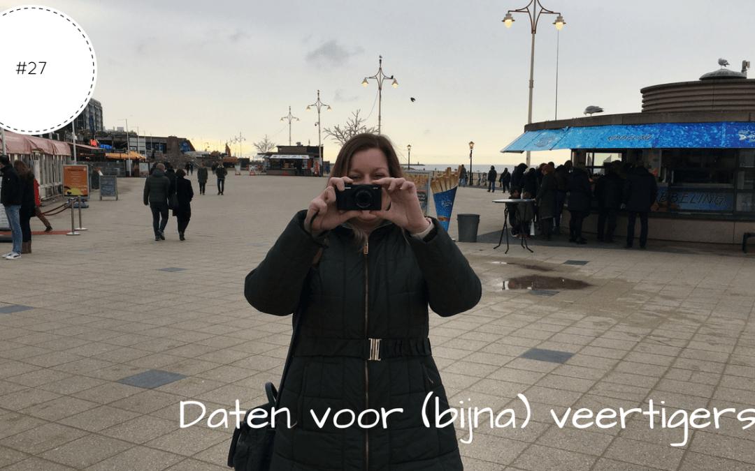 Daten voor (bijna) veertigers | Vlog #27