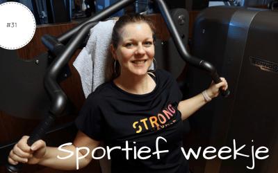 Sportief weekje | Vlog #31