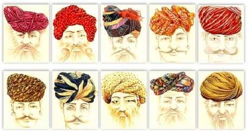 Turban Mughal Croun