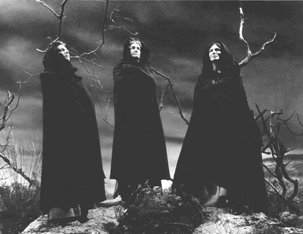 witches in Macbeth