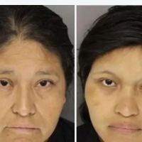 Estela Ruiz-Gomez,19, and her mom charged with murder for dumping live baby in restaurant thrash