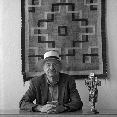 Steve Arkin, Santa Fe, New Mexico, 2007