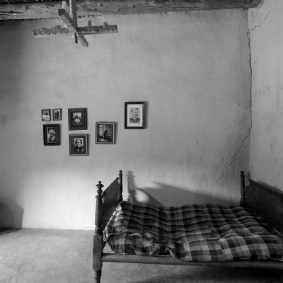 13-Interior, Hacienda Martínez, New Mexico, 2007