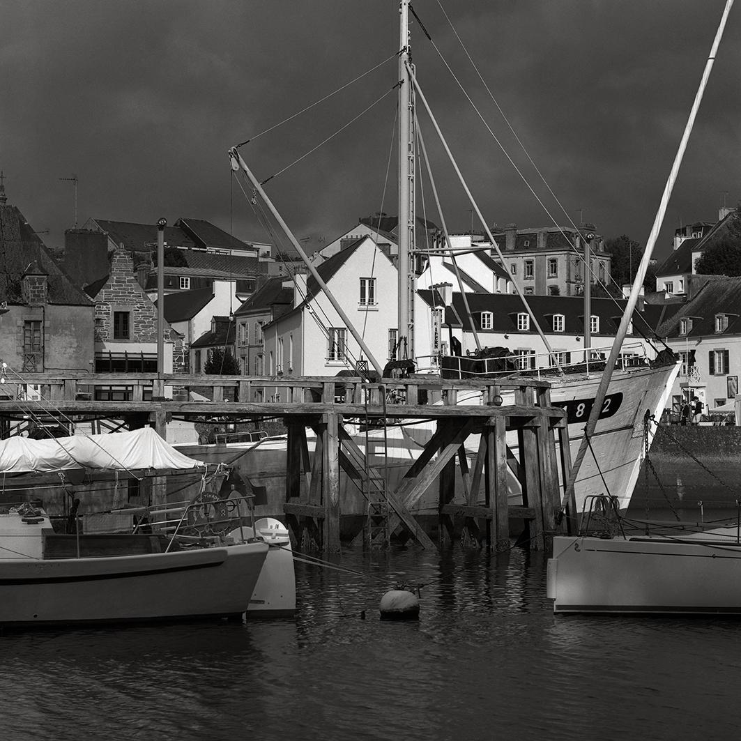 27-Bretaña, Puerto de Douarnenez, 2012
