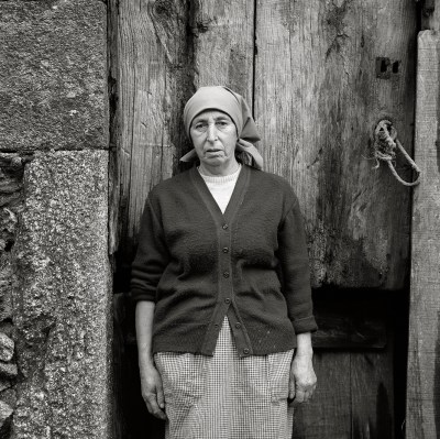 4-Galicia, Esther, Riomao, Muros, 2001