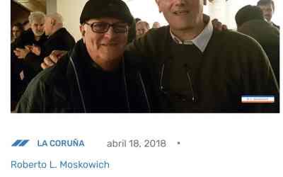 """Fedellando – Soberbia exposición de fotografía, de José Caruncho, en el """"Kiosko Alfonso"""" de La Coruña"""