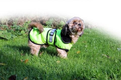 QHP Hunde-Reflexionsdecke