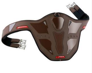 Zandona Carbon Air Stollenschutzgurt braun