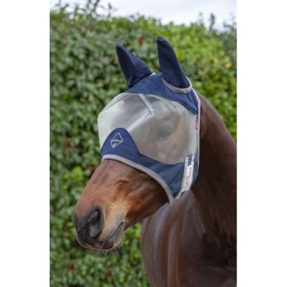 LeMieux Fliegenmaske Armour mit Ohren
