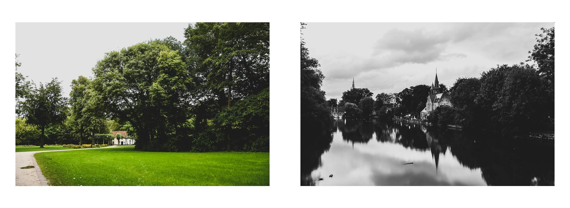 Live your Life - Brujas - Minnewater