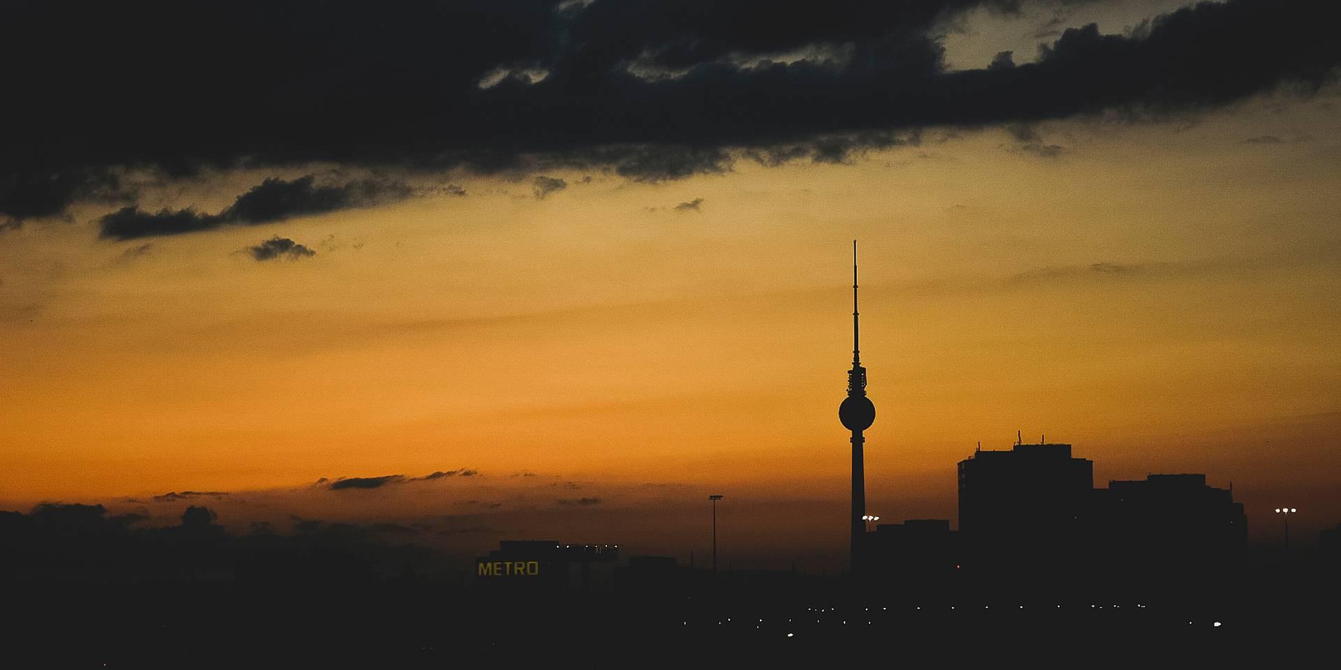 Live your Life - Descubre Berlín - Fernsehturn