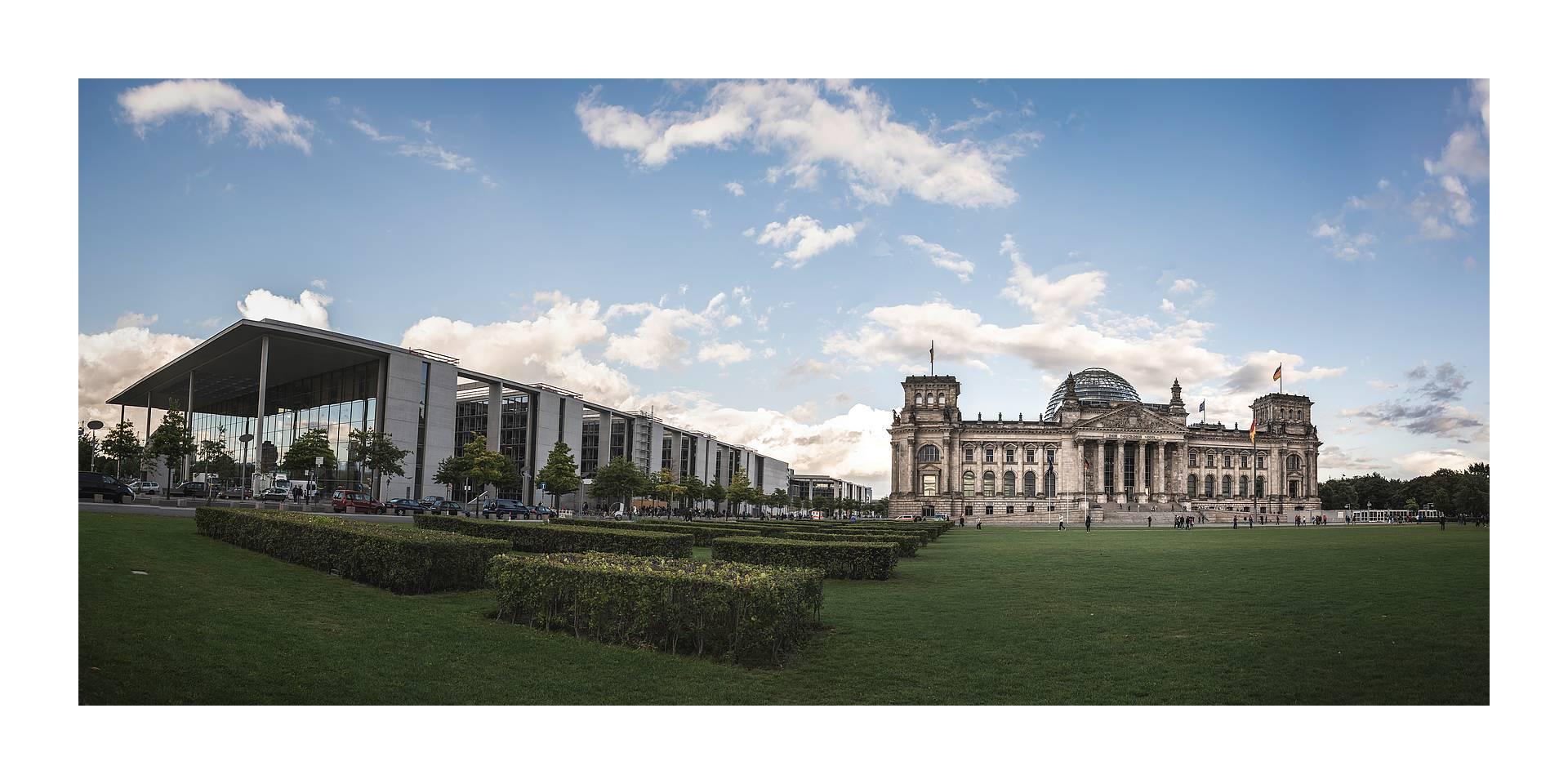 Live your Life - Descubre Berlín - Reichstag