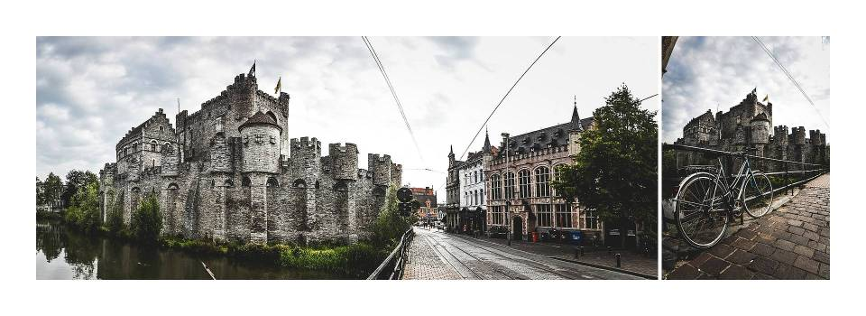 Live your Life - Descubre Gante - Gravensteen