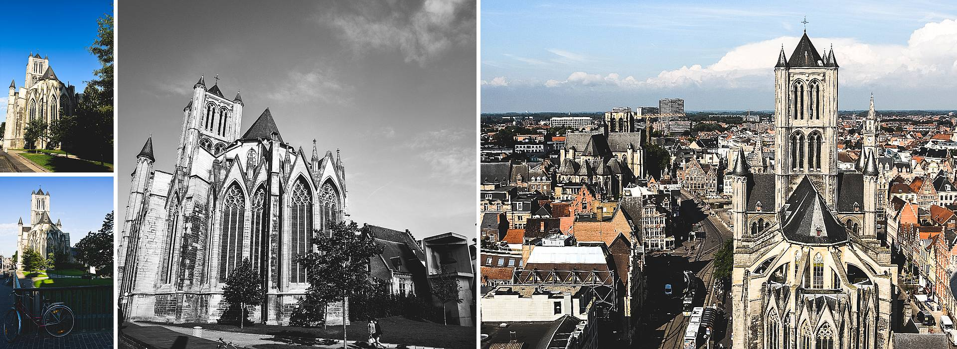Live your Life - Descubre Gante - Sint Niklaaskerk