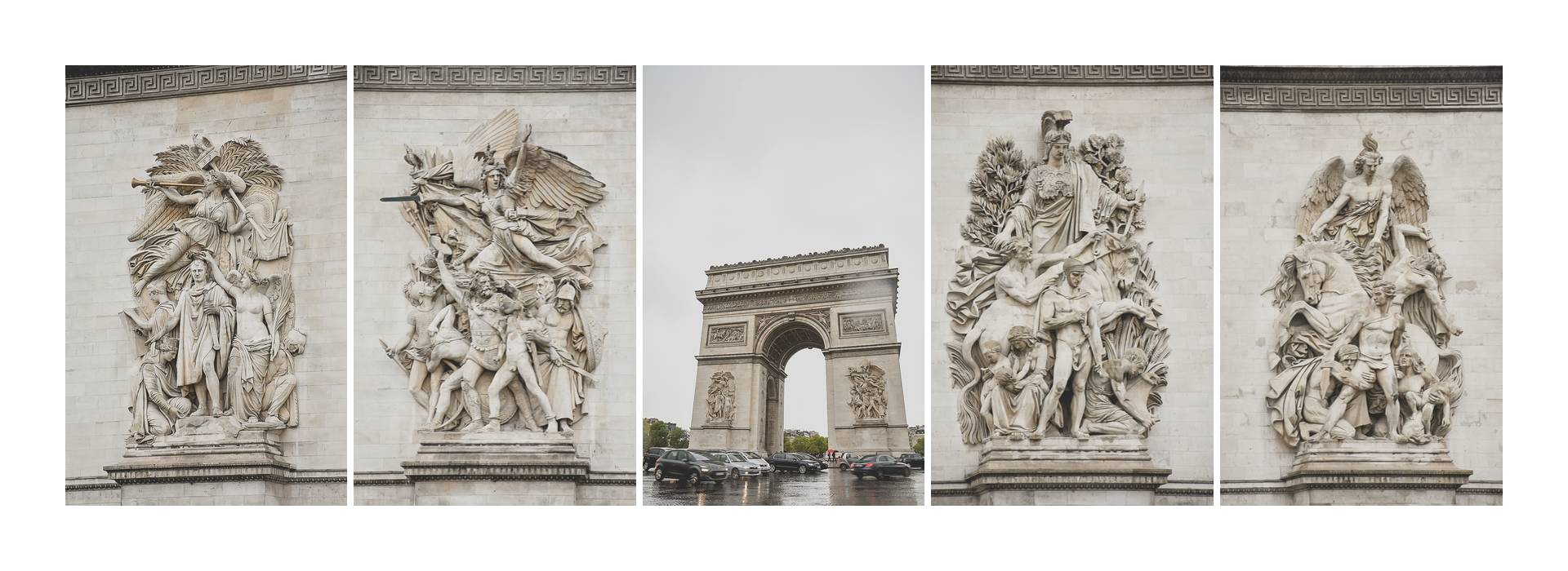 Live your Life - París - Arc du Triomphe