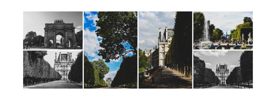 Live your Life - París - Les Tuileries