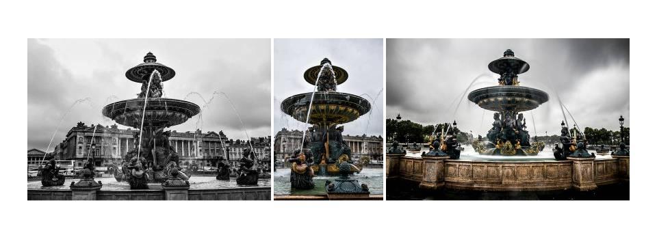 Live your Life - París - Place de la Concorde