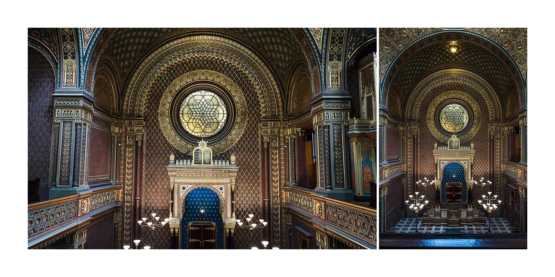 Live your Life - descubre Praga - Španělská Synagoga